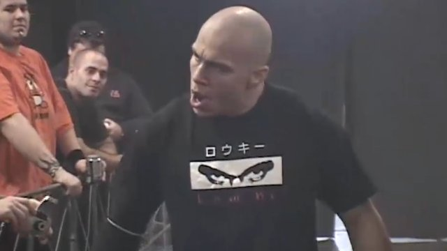 Low Ki vs Ruckus