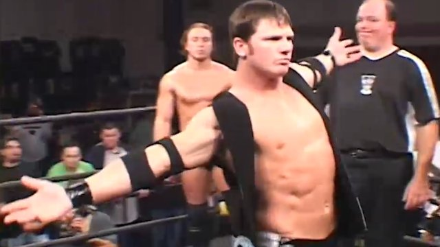 AJ Styles vs Joey Matthews vs Chris Sabin vs Christopher Daniels