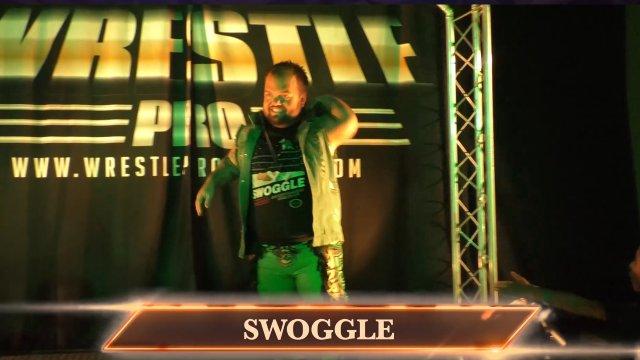 WrestlePro - Swoggle vs Shawn Donavan