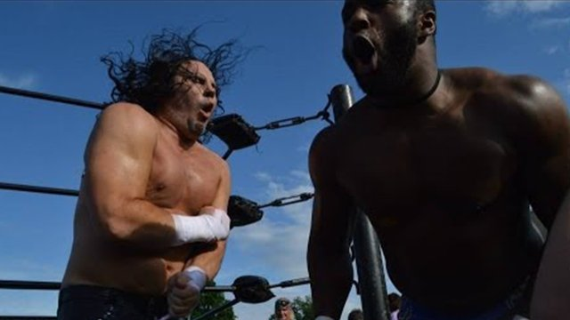 Trans-South Wrestling - 7.13.13 (Matt Hardy vs Cedric Alexander)