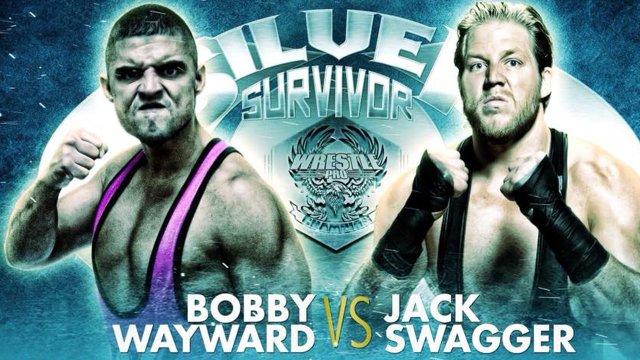 WrestlePro - 11.18.17 FULL SHOW (Jack Swagger vs Bobby Wayward, Jake the Snake Roberts)