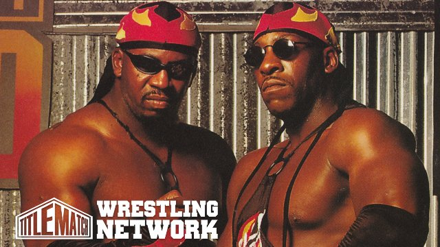 FINAL HEAT: Harlem Heat's Last Match Ever (Booker T & Stevie Ray)