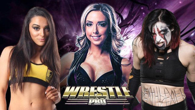 Women of WrestlePro - Best of COMP (Feat: Allie, Rosemary, Deonna Purrazzo, Barbi Hayden, Katarina Leigh)