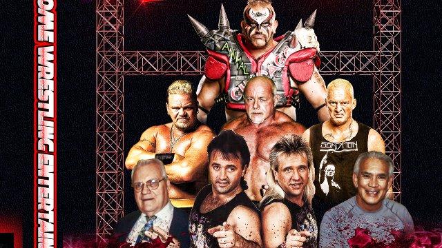 Awesome Wrestling Entertainment - 10.17.17 (Rock n' Roll Express vs Shane Douglas & CW Anderson w/ JJ Dillon)