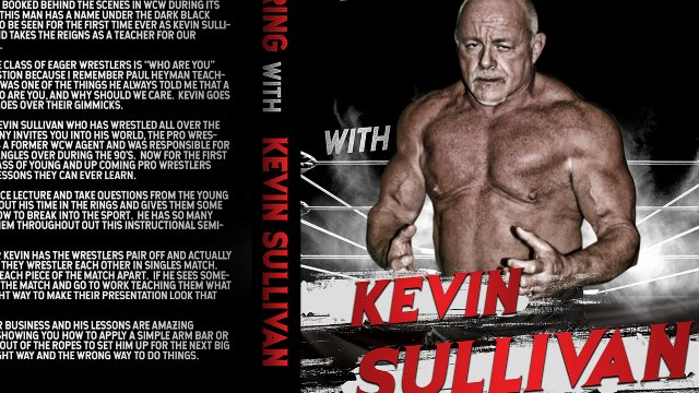 In The Ring w/ Kevin Sullivan - Wrestling Seminar
