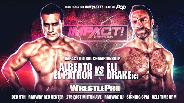 WrestlePro - 12.9.17 FULL SHOW (Alberto El Patron vs Eli Drake | Sienna vs Kasey Catal | Colt Cabana, Sonjay Dutt & more)