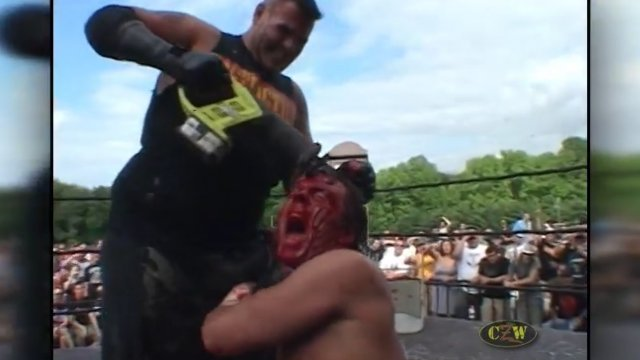 Tournament of Death 8: Jon Moxley vs Brain Damage