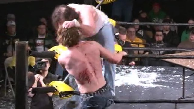 Brodie Lee vs Jon Moxley