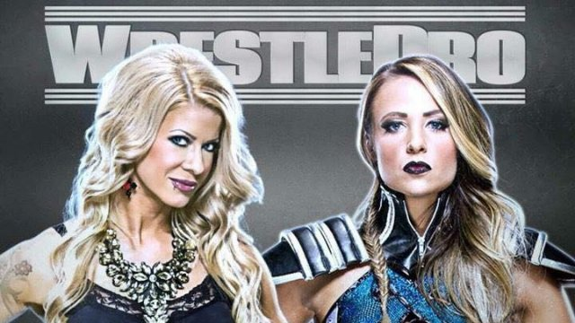 WrestlePro - Tenille Dashwood (fka Emma) vs Angelina Love