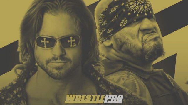 WrestlePro - Johnny Impact vs Dan Maff