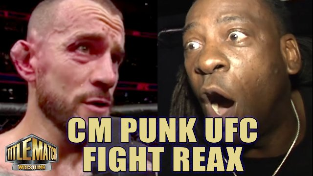 CM Punk UFC 203 Fight Reax from Booker T, MVP, Stevie Ray, Bruce Prichard