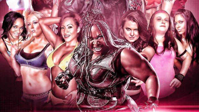 BLOW: Bombshell Ladies of Wrestling - 2.9.13 FULL SHOW (Awesome Kong vs Amy Lee - Falls Count Anywhere)