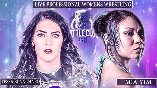 Battle Club Pro - Mia Yim vs Tessa Blanchard
