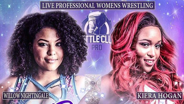 Battle Club Pro - Kiera Hogan vs Willow Nightingale