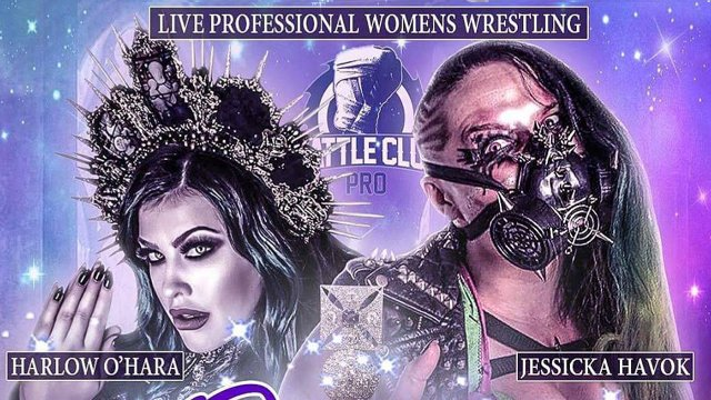 Battle Club Pro - Jessicka Havok vs Harlow O'Hara