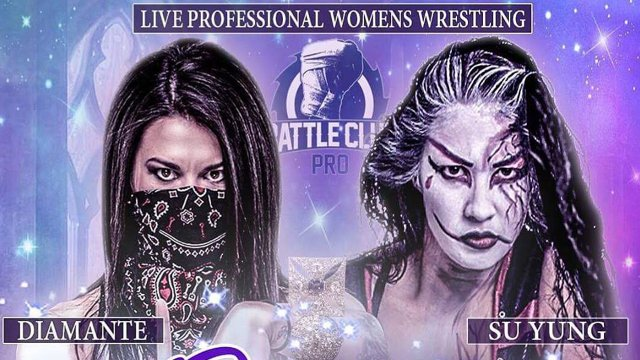 Battle Club Pro - Su Yung vs Leva Bates (replacement for Diamante)