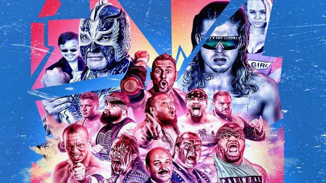 WrestlePro - Live From Rahway 6.8.18 (Ultimo Dragon vs Joey Janela, James Ellsworth vs Craig Steel)