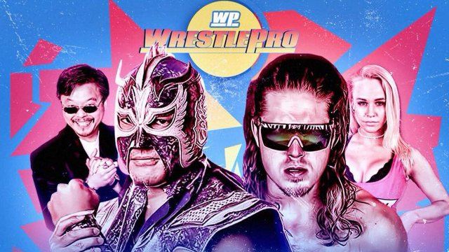 WrestlePro - Ultimo Dragon vs Joey Janela