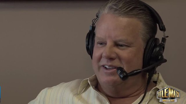 Bruce Prichard Podcast - Live In-Studio