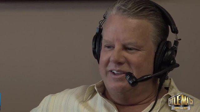 Bruce Prichard Podcast - Live In-Studio