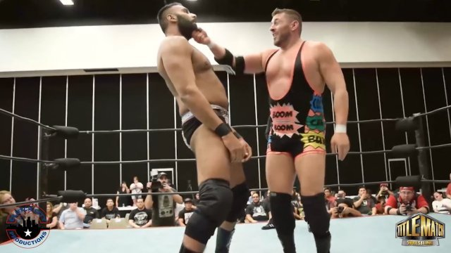 Lone Star Championship Wrestling 7.12.15 Full Show (Jinder Mahal (Raj Singh) vs Colt Cabana, Joey Ryan, Ivelisse)