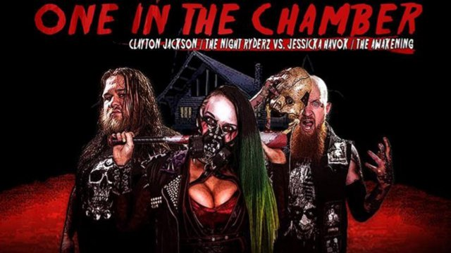 Innovative Pro - Jessicka Havok & The Awakening vs Clayton Jackson & The Night Ryderz