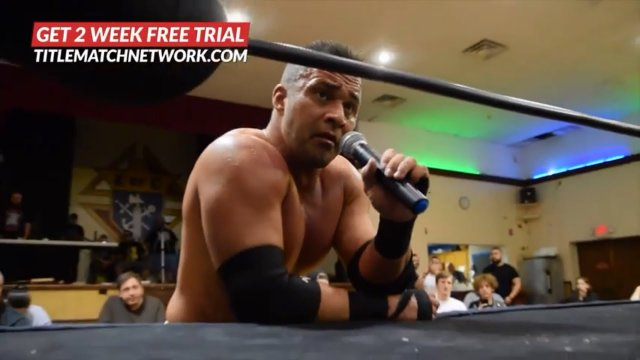 Innovative Pro - Teddy Hart vs Zachary Wentz