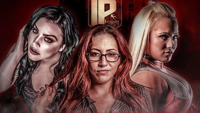 Innovative Pro - Maria Manic vs Veda Scott vs Harlow O'Hara