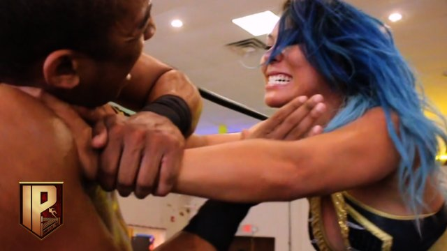 Innovative Pro - Mia Yim vs Darius Carter