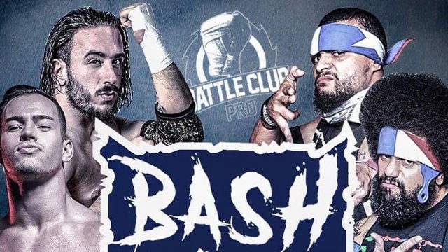 Battle Club Pro - LAX vs Strong Style Brand