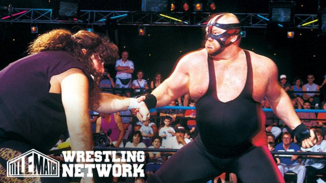 The Vader Incident at WCW Battlebowl 1993