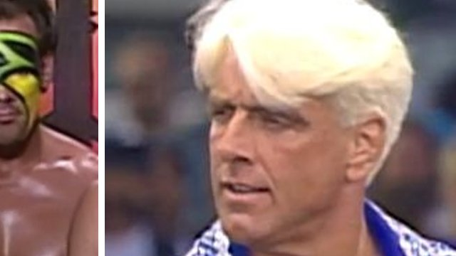 When Randy Savage Wanted to Fight Ric Flair Backstage