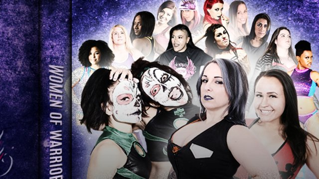 WOW Women of Warriors II - FULL SHOW (Team PAWG vs Twisted Sisters, Nikki Addams vs Tasha Steelz)