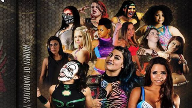 WOW Women of Warriors III - FULL SHOW (Penelope Ford vs Nikki Addams, Renee Michelle vs Allie Recks)