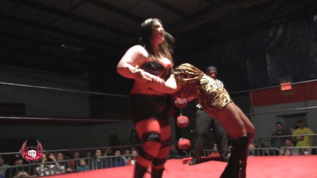 WOW - Davienne vs Angel Orsini vs Isana vs Katred