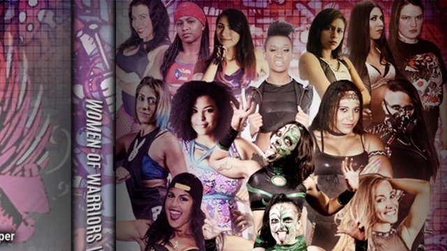 WOW Women of Warriors IV - FULL SHOW (Twisted Sisters vs Team Sea Stars, Jessicka Havok vs Nyla Rose)