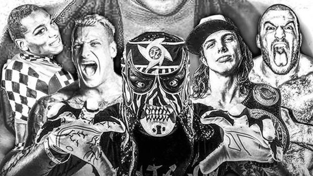 Tier 1 Wrestling - True Will FULL SHOW (Matt Riddle vs Pentagon Jr, Keith Lee vs Bobby Fish vs Sonny King vs Darius Carter)