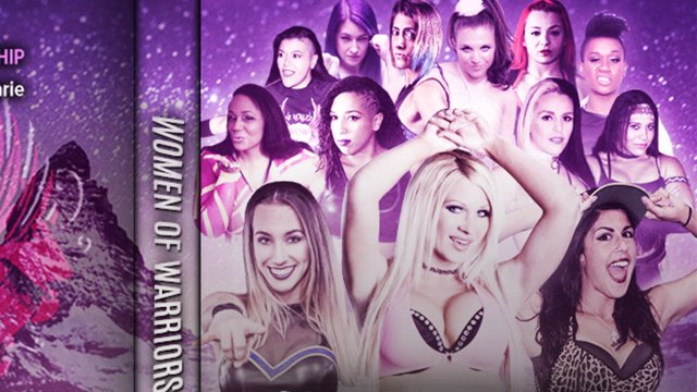 WOW Women of Warriors V - FULL SHOW (Jillian Hall & C-Bunny vs Katred & Vanity, Allie Recks vs  Nyla Rose)