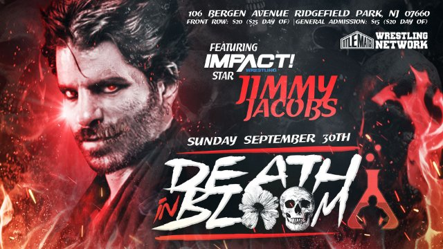 Wrestlers' Laboratory - Death in Bloom 9.30.18 (Jimmy Jacobs vs Darby Allin, MJF vs Casanova Valentine)