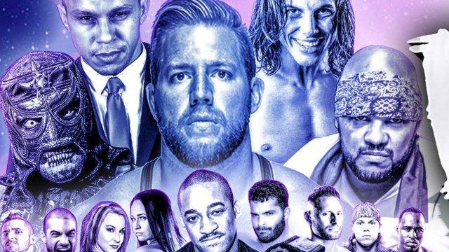 Tier 1 Wrestling - Brooklyn (Pentagon Jr vs Low Ki, Team PAWG vs Mike Verna & Stockade)