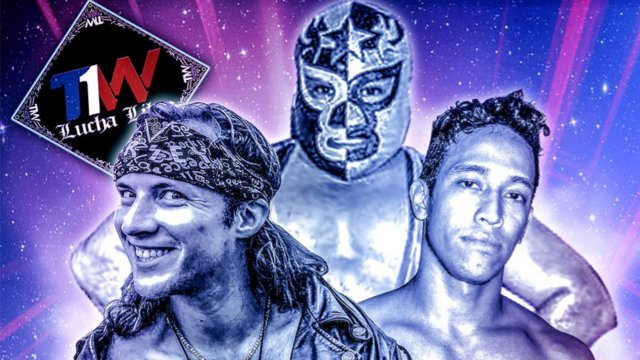 Tier 1 Brooklyn- Perrothito (c) Vs  Jason Vera Vs El Gringo Loco Vs The Caveman