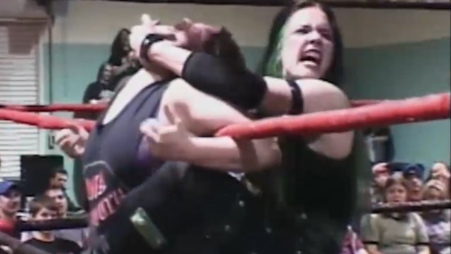 MsChif & Allison Danger vs Mickie Knuckles & Daizee Haze - 4.10.04