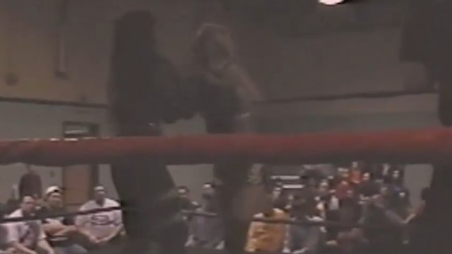IWA Women's Six-Way: Lacey vs Rain vs Daizee Haze vs MsChif vs ODB & Mickie Knuckles - 3.6.04
