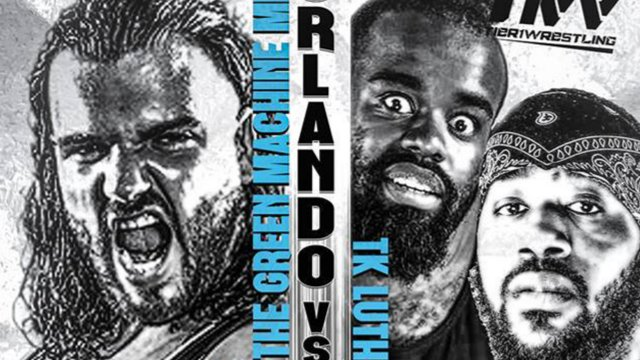 Tier 1 Wrestling- Mike Orlando & Nick Comoroto Vs Isaiah Wolf & TK Luthor