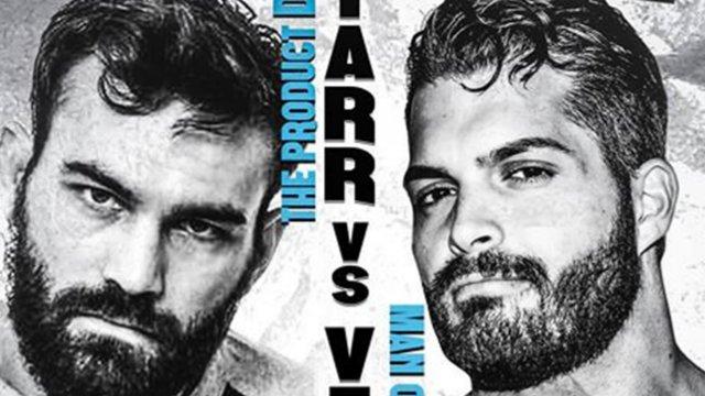 Tier 1 Wrestling- David Starr Vs Mike Verna