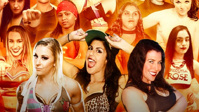 Women of Warriors VI - FULL SHOW (Kimber Lee vs Nikki Addams, Allie Recks vs Kacee Carlisle)
