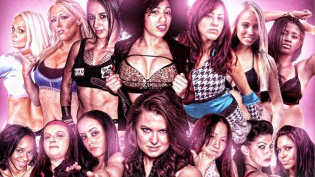 BLOW: Bombshells Ladies of Wrestling 2 - 12.6.12 FULL SHOW (Katarina Leigh, Shelly Martinez, Veda Scott)