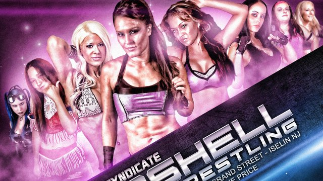 BLOW: Bombshells Ladies of Wrestling 5 & 6 (Double Show) - 7.26.13 (Angelina Love, Cheerleader Melissa, La Rosa Negra)