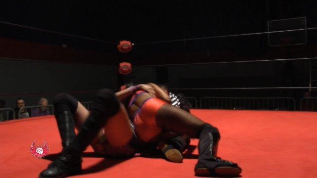 WOW - Tasha Steelz vs Nikki Addams (WOW Women's Title Match)