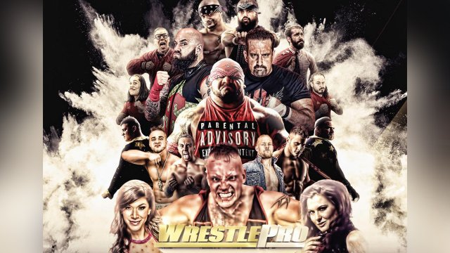 WrestlePro - Gold Rush Rumble 9.7.18 (PCO vs Dan Maff, Teddy Hart vs MJF, Katarina Leigh)